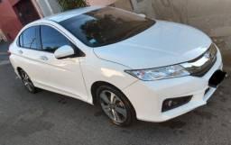 Honda City .5 EX 16V flex 4P automático 2015