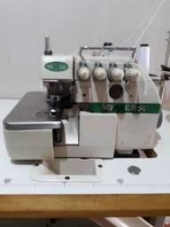 Máquina de costura ponto cadea motor silencioso