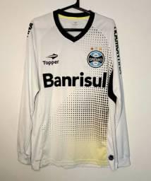 Camisa do Grêmio de goleiro manga longa 2013