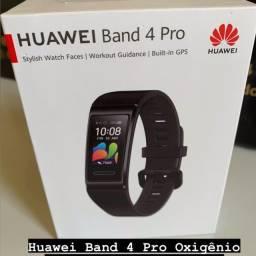 Huawei Band 4 Pro Oxigênio  Gps Tela Amoled Versão Global (Lacrado)
