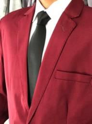 Terno vermelho