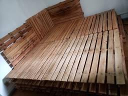 Pallet de madeira 120x100