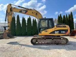 Título do anúncio: Escavadeira Caterpillar 315DL
