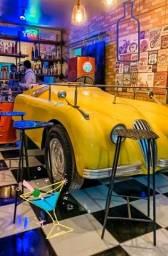 Título do anúncio: Balcão para bar restaurante frente de jaguar vintage (aceito trocas)