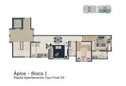 Apartamento com 2 dormitórios à venda, 50 m² por R$ 258.000,00 - Fernão Dias - Belo Horizo