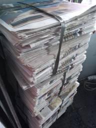 Jornais e para PET