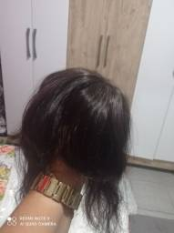 Topo de cabelo humano