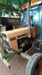 Trator Valmet 68