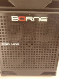 Kit Borne Baixo Cabeçote Pro 800 500w Rms Caixas 1x15 + 4x10