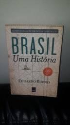 Livro : Brasil uma História