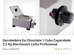 Derretedeira de Chocolate profissional
