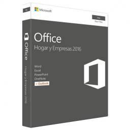 Licenca Microsoft Office W6F00937 Hogar Y Empresas 2016