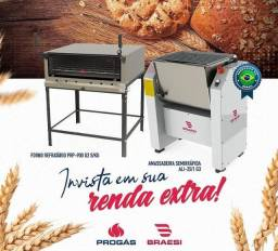 Título do anúncio: V- Maquinas para padaria pronta entrega