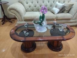 Mesa de centro e lateral