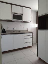 Apartamento com varanda gourmet, 2 dormitórios