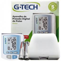 Título do anúncio: Aparelho de pressão digital de pulso G-tech