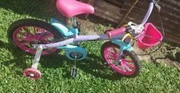 Vendo bicicleta Frozen Aro 16