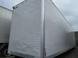 Baú Furgão Carga Seca Truck (Cód. 24)