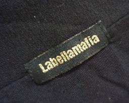 Vestido preto labellamafia