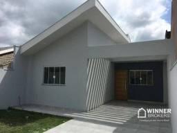 Linda Casa Jardim Atlântico - Mandaguaçu/PR