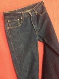 Calça jeans masculina Levis