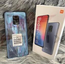SmartPhone Xiaomi Redmi Note 9 S - 64 gigas - 4 gigas ram - Câmera 48