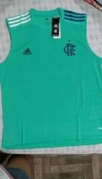 Regata Flamengo temporada 20/21 Treino Adidas