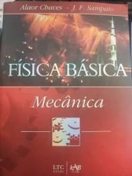 Título do anúncio: Livro Física Basica - Mecânica