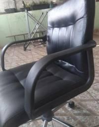 Título do anúncio: Cadeira escritório - TAPECEIRO