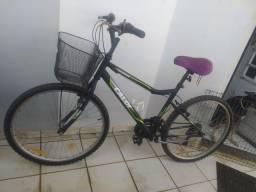 VENDO Bicicleta Caloi Twister Aro 26, Freio V-Brake, Headtube Oversize, 21 Marchas Preta