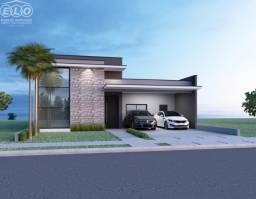 CA05370- Linda casa térrea à venda no residencial Jd. LAGUNA/ Indaiatuba-SP