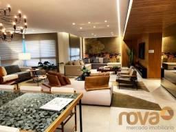 Apartamento à venda com 4 dormitórios em Setor marista, Goiânia cod:NOV236003