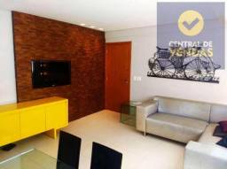 Apartamento à venda com 2 dormitórios em Lourdes, Belo horizonte cod:311