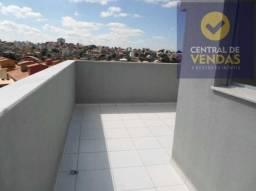 Cobertura à venda com 3 dormitórios em Santa mônica, Belo horizonte cod:274