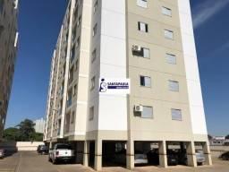 Apartamento para aluguel, 2 quartos, 1 suíte, 2 vagas, VILA MARIA HELENA - UBERABA/MG