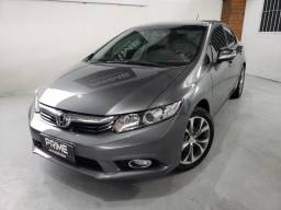 Civic Sedan LXR 2014 IMPECAVEL BAIXA KM