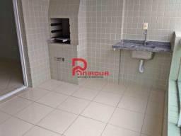 Título do anúncio: Apartamento com 2 dorms, Aviação, Praia Grande - R$ 280 mil, Cod: 461