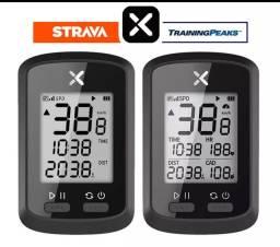 GPS XOSS G CONECTA COM STRAVA 15 FUNCOES - LACRADO