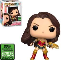 Funko Pop! WW84 Wonder Woman Limited Edition  #347