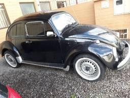 Fusca Preto 1983, Motor 1300