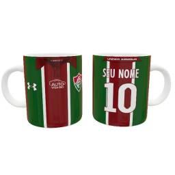 Caneca Fluminense Times 325ml #. Wppjc Deaxh