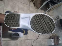 Sapatos antiderrapantes