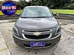 Título do anúncio: Chevrolet Cobalt LTZ 1.8 com GNV Automático