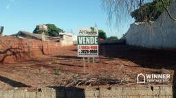 Terreno à venda, 277 m² por R$ 235.000,00 - Jardim Liberdade - Maringá/PR