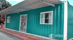 Casa container, pousada, kit net, plantao de vendas escritorio em Francisco Beltrão