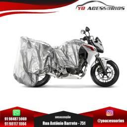 Título do anúncio: Promoção! Capa para cobrir moto, P,M,G