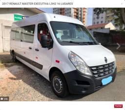 Renault Master Executiva L3H2 16 Lugares 2017