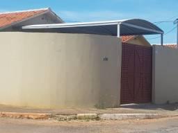 Garagem de zinco