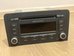 Título do anúncio: Rádio original Audi A3 2010