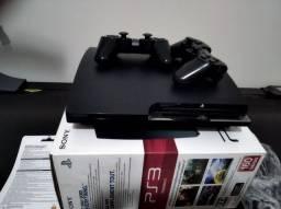 Vendo PS3 com 34 jogos